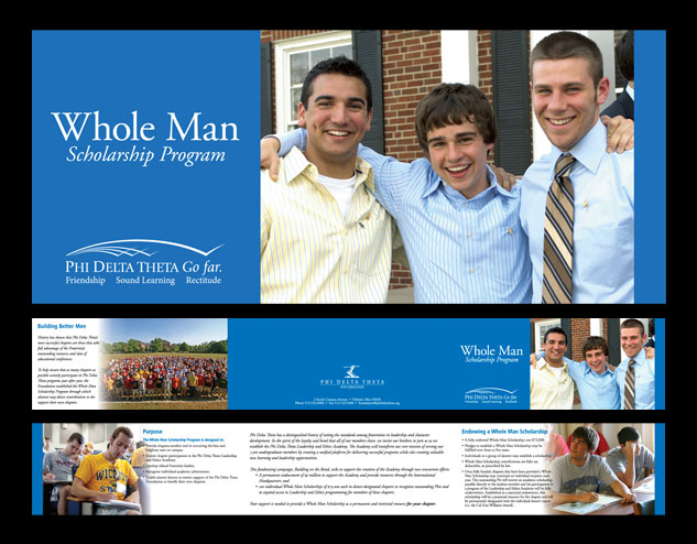 Phi Delta Whole Man